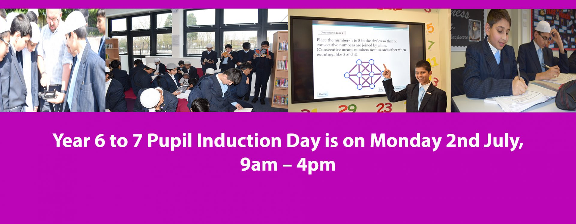 Induction Day